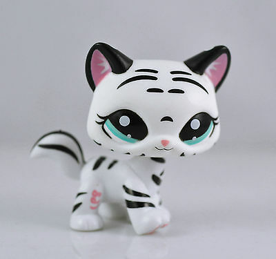 Cat Kitty Littlest Pet Animal child girl boy figure loose cute LPS584