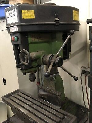 Herless 30 milling machine