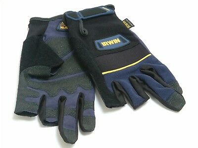 IRWIN 10503829 Carpenters' Gloves - Extra Large. NEW.