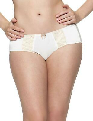 Curvy Kate Lola Brief Knickers Pant Ivory 1905 Curvy Kate Lingerie SALE