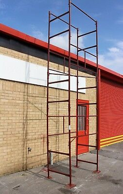 Steel Scaffold Tower Scaffolding Tower , used
