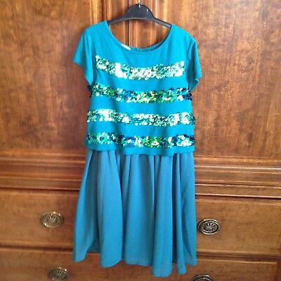 monsoon girls age 9 party dress