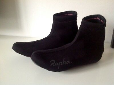 Rapha Overshoes, Schwarz/Black, Large, Unisex, EUR 43-45, UK 9-10