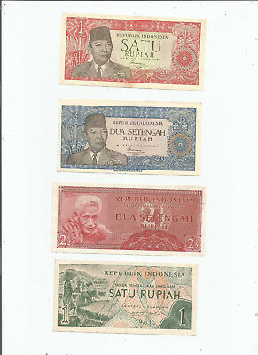 Indonesia  Four  Notes