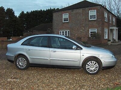 citroen c5 vtr hdi 110 auto  very very low milage 25000 miles