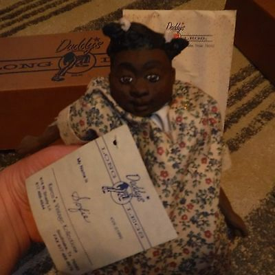 Daddy's Long Legs SOFIE Doll New in Box with tag - New old stock