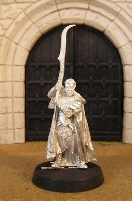 GIL GALAD - Lord Of The Rings Metal Figure(s)