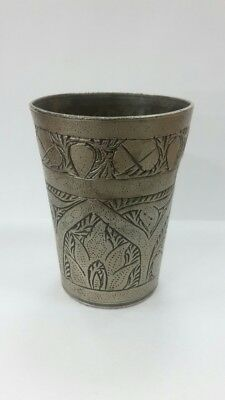 RR Old collectible Turkish Greek Balkan cup 19th century