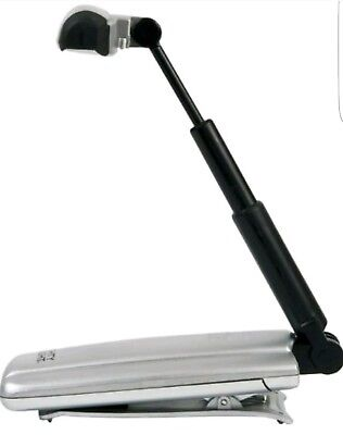 Mighty Bright LED BOOK LIGHT *TRIPLE LED TELESCOPING ARM FREE SHIPPING