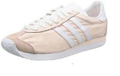 Light Pink Addidas Trainers - size 6