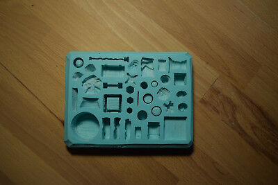 Hirst Arts Mold - 85 - Cavern Accessory Mold