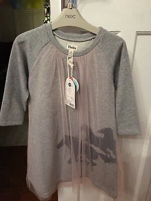 Brand New with Tags Hatley Girls Party Dress Age 8