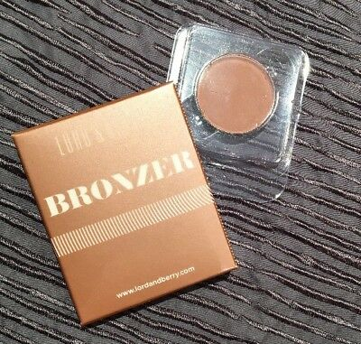 BRAND NEW Lord and Berry Healthy Glow Bronzer 2g Travel Sample Size