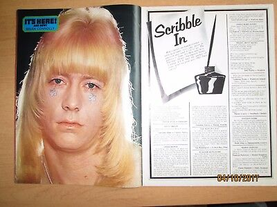 It's Here and Now 9/73 - Sweet-Brian Connolly-Status Quo-Marc Bolan-David Bowie