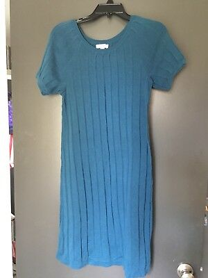 Liz Lange for Target Maternity Ribbed Sweater Dress Sz S