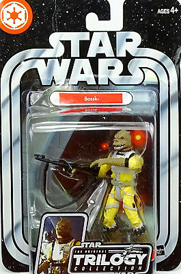 Bossk Bounty Hunter Für Auspacker Star Wars Original Trilogy Collection Hasbro