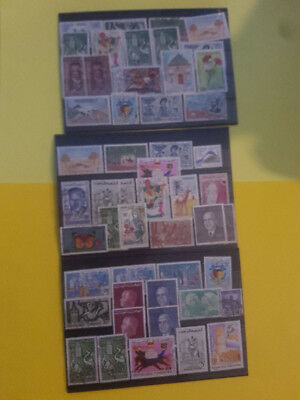 Briefmarken Tunesien Lot #037