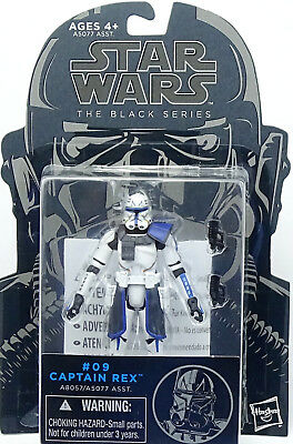 Real Style Captain Rex #09 Clone Wars Star Wars The Black Series 2015 Hasbro
