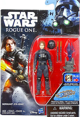 Star Wars Rogue One Collection Sergeant Jyn Erso Ground Crew Outfit Hasbro