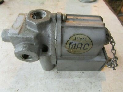 MAC Electric Air Valve E-48