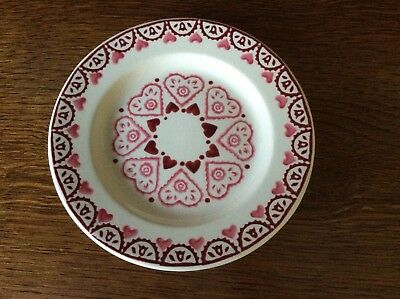 """Emma Bridgewater Sampler 6.5"""" Plate New First Quality Discontinued Rare"""