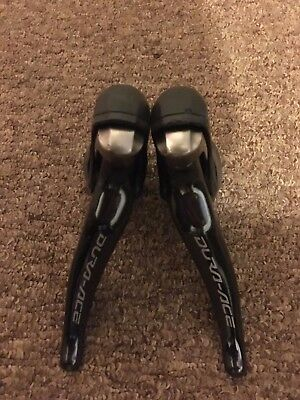 Shimano Dura Ace ST-9001 STI Shifter/Levers 11 speed