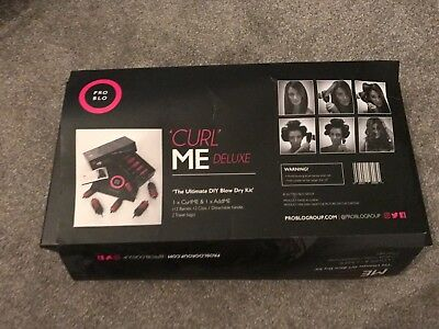 Pro Blo Curl Me Deluxe Set - only used twice