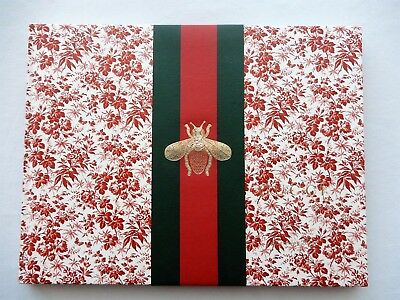 Gucci Gift Catalog Coffee Table Book NEW