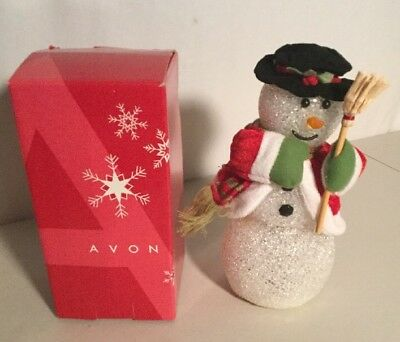 Avon Discontinued Chilly Sam Animated Lighted Figure 2005