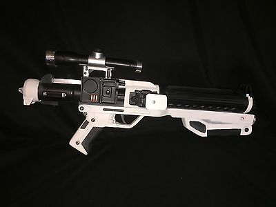 Star Wars The Force Awakens First Order F-11D Blaster Full Scale Prop Replica