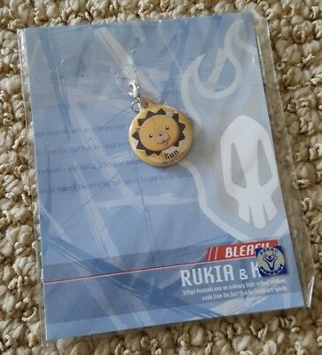 Brand New Official Bleach Kon Phone Strap Cleaner / Wiper / Keychain Movic