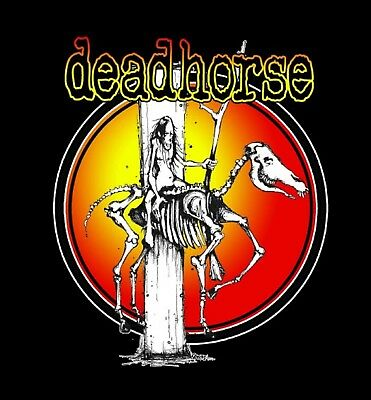 dead horse BOILs style Pullover Hoody Old School Vintage Art by Danny MacMahon