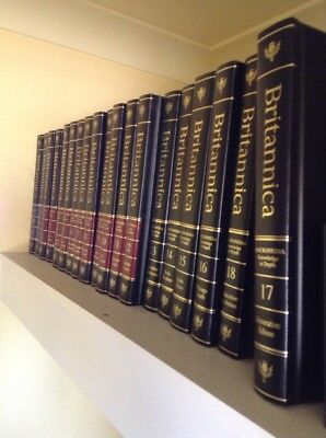 Encyclopaedia Britannica 15th Edition