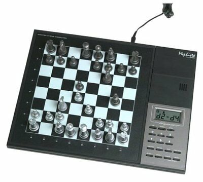 Chess Computer • Saitek Mephisto Master Chess • CT07V