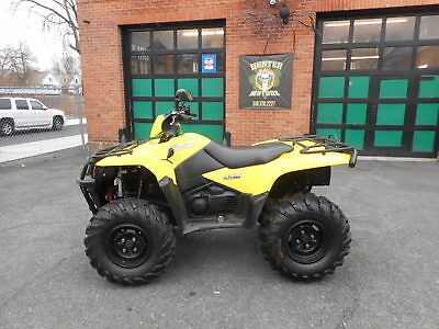 Suzuki King Quad 4X4 Axi 500  287 Miles Power Steering Fuel Injected Like New