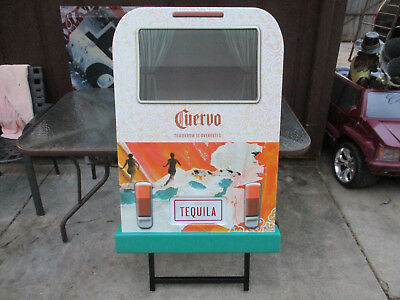 Jose Cuervo Tequila Booze VW Summer Bus Rear End Only Store Display Sign NEW NIB