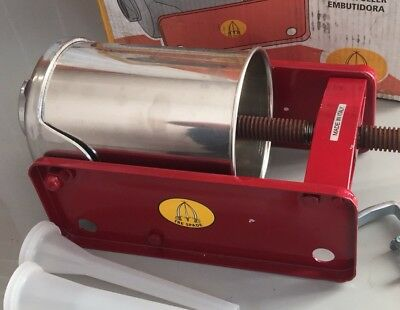 Tre Spade 3L Sausage Filler As New Never used