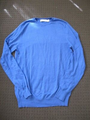 Mens Trenery Pullover Blue Sz Xs