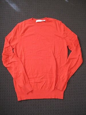 Mens Trenery Pullover Red Sz Xs