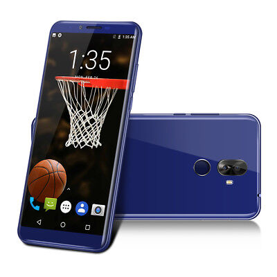 """CUBOT X18 Plus 18:9 5.99"""" 2160*1080 4G Smartphone 4GB+64GB Android8.0 Octa Handy"""