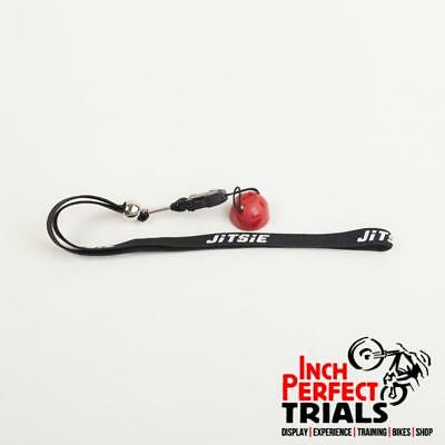 Jitsie Leonelli Replacement Magnetic Cap & Lanyard Black For Kill Switch Bike