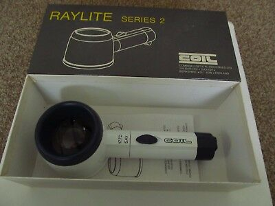 COIL RAYLITE 2 18 SERIES  ILLUMINATED MAGNIFIER 5.4x MAGNIFICATION  6279