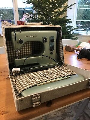 Husqvarna Sewing Machine Vintage Classic Retro Quality