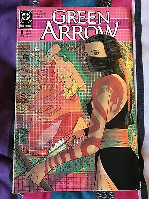 Green Arrow Issue 9 New Format