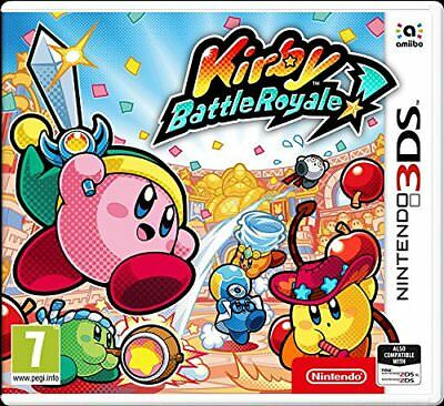 Kirby Battle Royale (3DS)  BRAND NEW AND SEALED - IN STOCK - QUICK DISPATCH