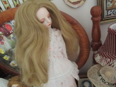 brand new ball jointed doll wig 1/3
