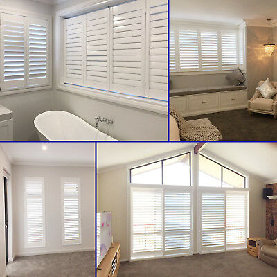 Professional Customized Plantation Shutters Blinds Installation in Sydney