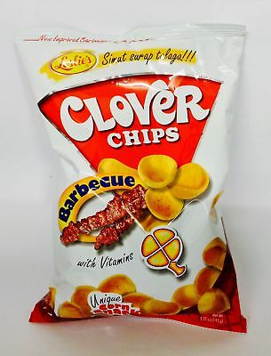 Clover Chips Barbecue