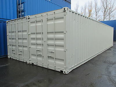 40Ft X 16Ft Newly Converted Shipping Container