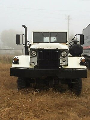 1986 AM General 6x6 Off Highway Truck Tractors